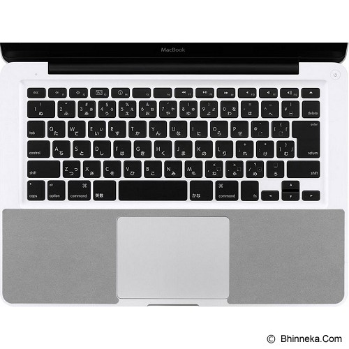 POWER SUPPORT Wrist Rug for MacBook 2009 White [PWR-63] - Keyboard Cover Protector